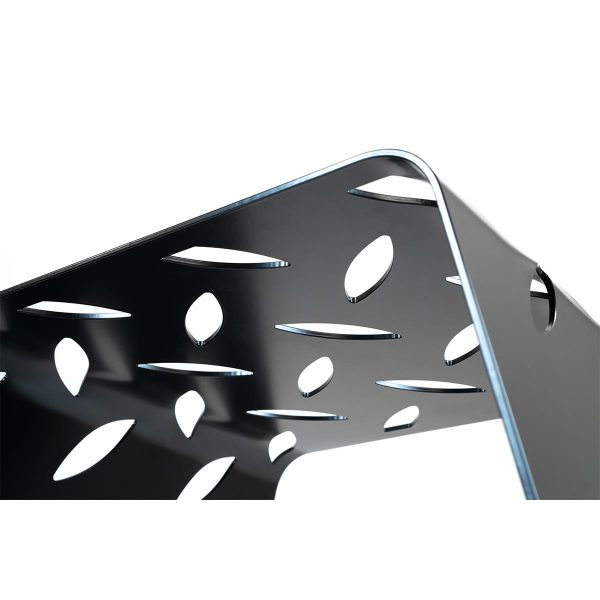 Bijzettafel staal zwart - LITTLE S - FABRIQ-S - productfoto detailfoto 1