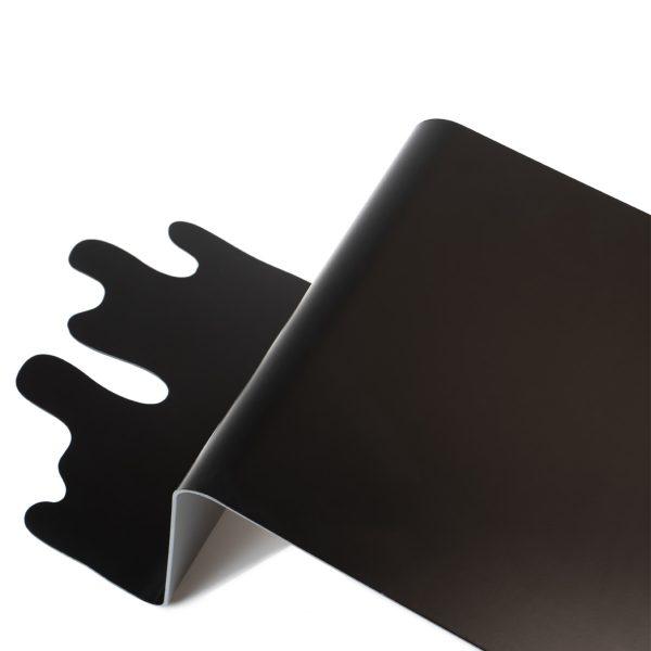 Bijzettafel staal zwart design - THE DROP - FABRIQ-S - Productfoto detailfoto 2