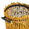 Design vuurkorf Cortenstaal - the roast - Fabriq-S - Detailfoto 2 - top view