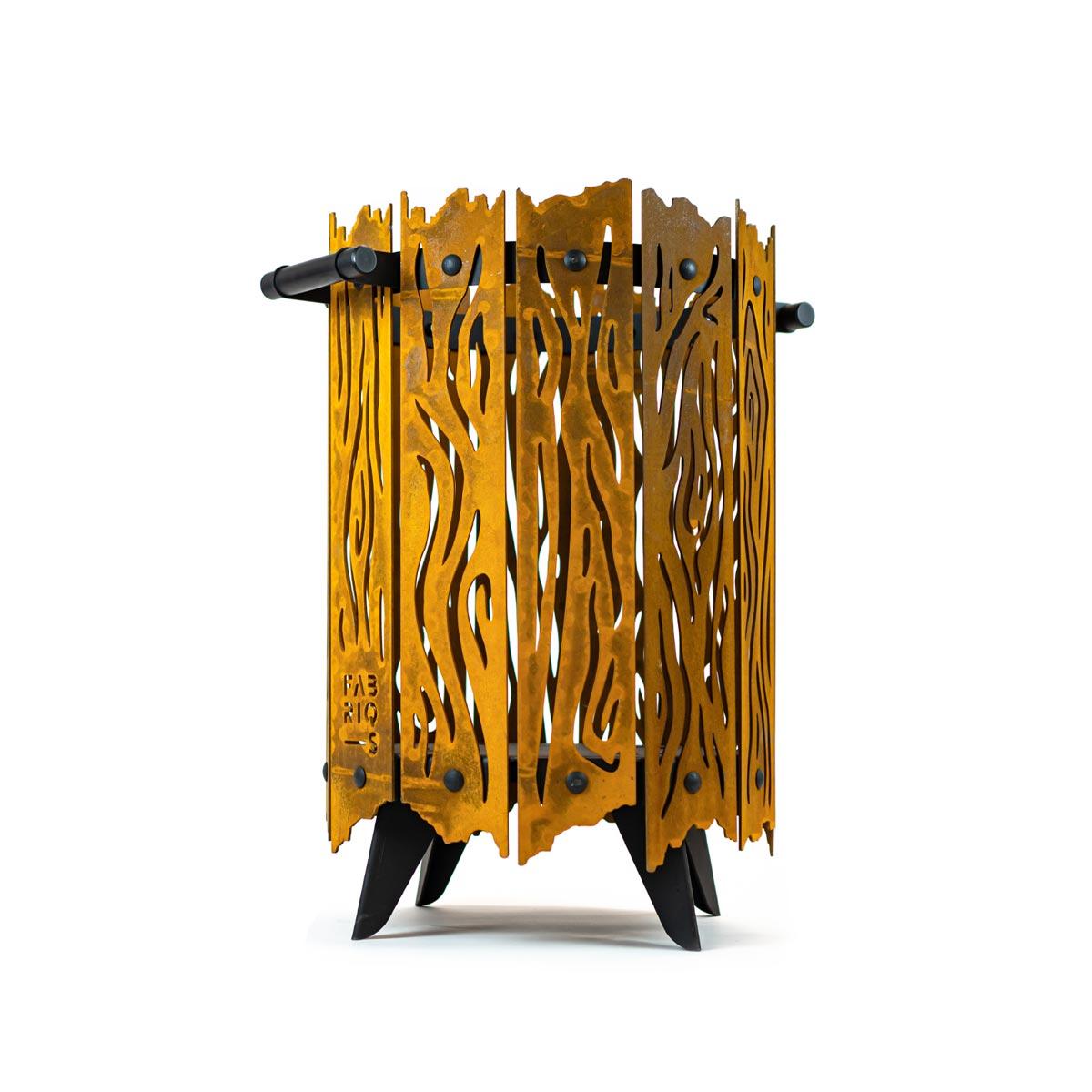 Design vuurkorf Cortenstaal - the roast - Fabriq-S - productfoto main