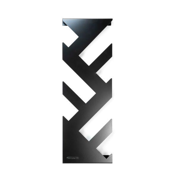 zwart stalen kapstok wanddecoratie - THE TWIG - FABRIQ-S - Productfoto main