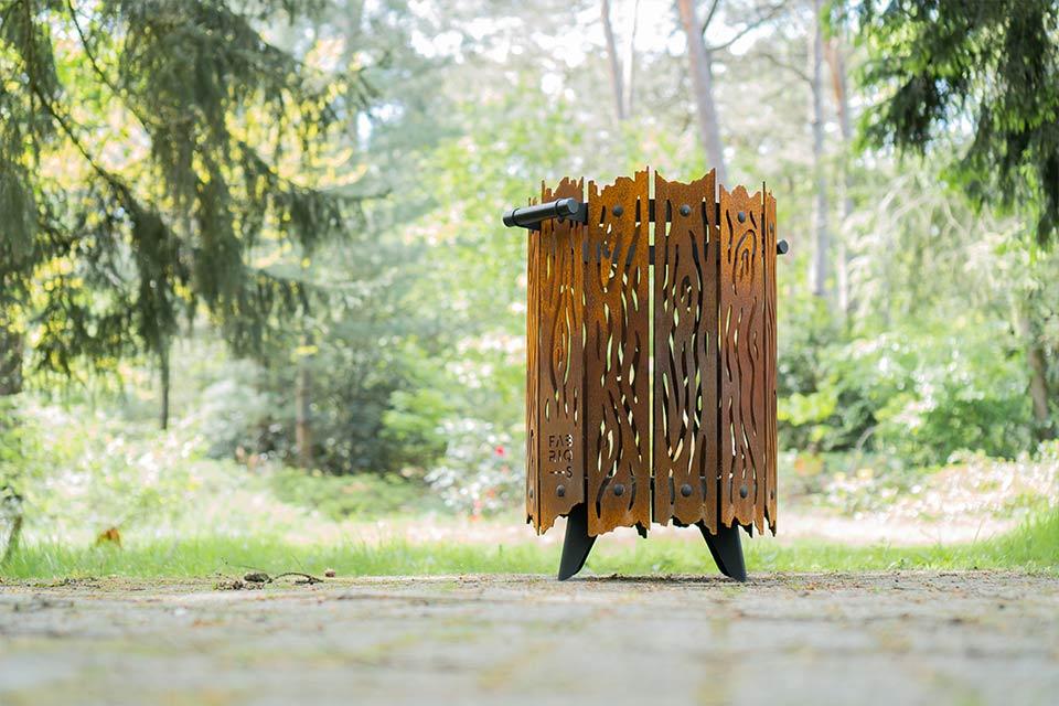 Vuurkorf cortenstaal - The roast - by Fabriq-s - Klantenfoto 1 rect